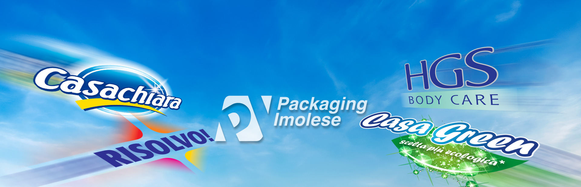 Packaging Imolese outlet